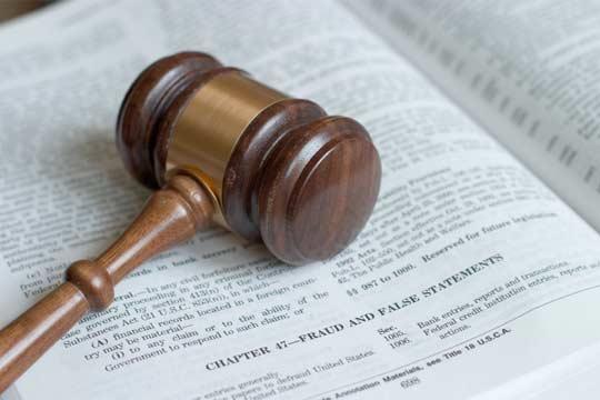 Mortgage Fraud and Violation of SB 900